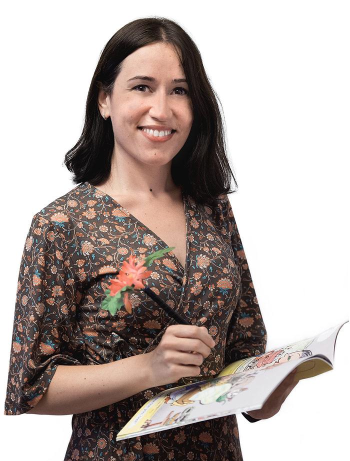 Ms. Eleni